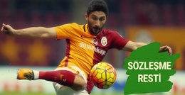 Sabri Sarıoğlu Galatasaray'a resti çekti