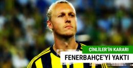 Çinliler Fenerbahçe'yi yaktı