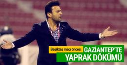 Beşiktaş maçı öncesi Gaziantepspor'da yaprak dökümü!