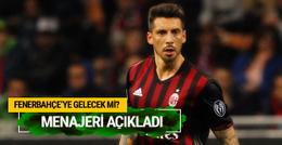 Sosa Fenerbahçe'ye gelecek mi? Menajeri açıkladı