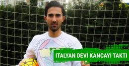 İtalyan devi Hasan Ali Kaldırım'a kancayı taktı