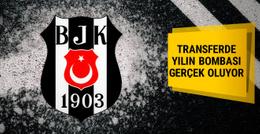 Beşiktaş transferde yılın bombasını gerçekleştiriyor