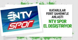 Katarlılar NTV Spor'u satın alıyor