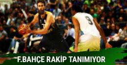 Fenerbahçe adını yarı finale yazdırdı