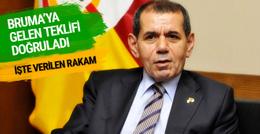 Dursun Özbek Bruma'ya gelen teklifi doğruladı