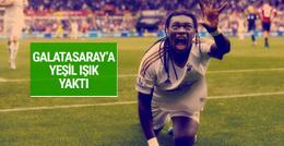 Gomis'ten Galatasaray'a yeşil ışık