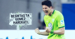 Beşiktaş'ta Mario Gomez harekatı