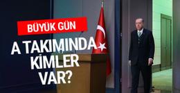 AK Parti MYK'da kimler var Erdoğan'ın A takımı listesi
