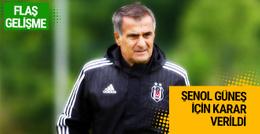 Şenol Güneş 2 yıl daha Beşiktaş'ta kalıyor