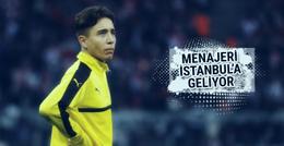 Emre Mor'un menajeri İstanbul'a geliyor