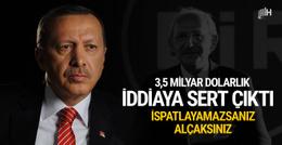 Erdoğan'dan Kılıçdaroğlu'na hodri meydan