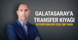 Galatasaray'a transfer kıyağı