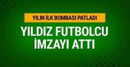 Galatasaray Faslı yıldızla 4 yıllık sözleşme imzaladı