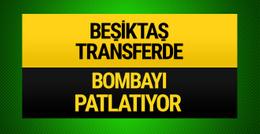 Beşiktaş transferde bombayı patlatıyor