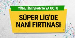 Beşiktaş'tan Luis Nani bombası!