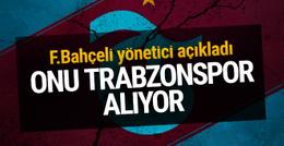 Fenerbahçeli yöneticiler açıkladı: Visca'yı Trabzonspor alıyor!