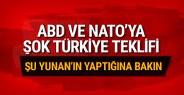 Yunanistan'dan ABD ve NATO'ya şok İncirlik teklifi
