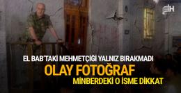 Aksakallı Paşa'dan olay bayram fotoğrafı