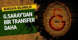 Galatasaray Gomis'i açıkladı