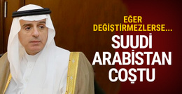 Suudi Arabistan'dan Katar'a: Eğer değiştirmezlerse...
