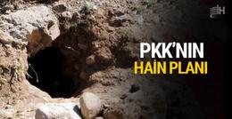 PKKnın yeni hain planı ortaya çıktı