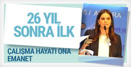 Jülide Sarıeroğlu kimdir Çalışma ve Sosyal Güvenlik Bakanı