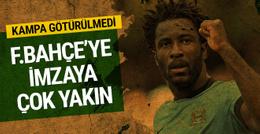 Fenerbahçe'de Bony imzaya yakın