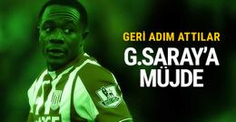 Galatasaray Imbula'da bir adım önde!