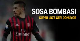 Trabzonspor'dan Sosa teklifi