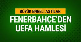 Fenerbahçe'den son dakika UEFA hamlesi