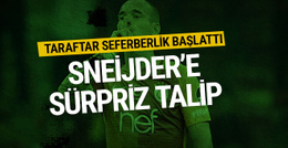 Utrecht Sneijder'e talip oldu!