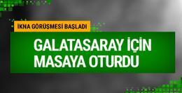 Galatasaray için Manchester City ile masaya oturdu