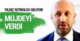 Galatasaraylı yönetici transfer müjdesi verdi