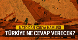 NATO'dan flaş Konya önerisi