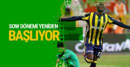 Fenerbahçe 3. Moussa Sow dönemi