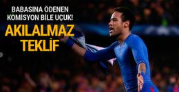 Neymar'ın dudak uçuklatan maliyeti!