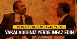 Sırrı Süreyya Önder ile CHP'li Erol'dan PKK atışması
