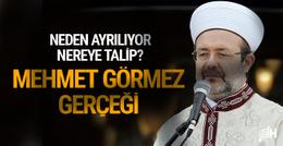Mehmet Görmez gerçeği! Neden gidiyor nereyi istiyor?