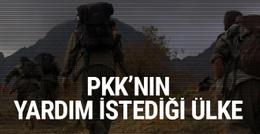PKK'nın Türkiye'ye karşı yardım istediği ülke!