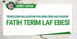 Rüştü Fatih Terim'i yedi! Ahmet Hakan'ın tespiti