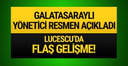 Lucescu'da flaş gelişme! Resmi açıklama geldi