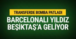 Beşiktaş'tan Barcelonalı yıldıza sürpriz hamle