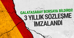 Galatasaray resmen açıkladı! Muslera'da flaş gelişme