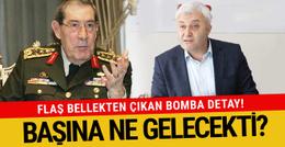 Özkan'ın teslim ettiği flaş bellekte Yaşar Büyükanıt bombası!