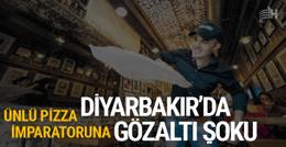 Ünlü şampiyon Diyarbakır'da gözaltına alındı