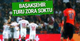 Başakşehir - Sevilla maçı golleri ve geniş özeti