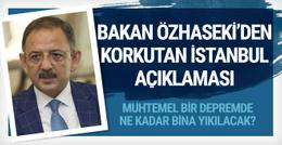 İstanbul'da kaç bina yıkılma tehlikesi altında?