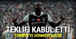 Aboubakar'dan Fenerbahçe'ye net mesaj!