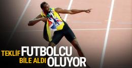 Usain Bolt'a İngiltere'den transfer teklifi