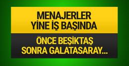 Menajer oyunu! Önce Beşiktaş şimdi de Galatasaray...